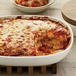 Flatbread Lasagna