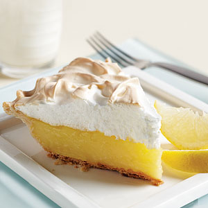 Traditional Lemon Meringue Pie