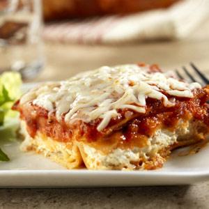 Miracle Lasagna