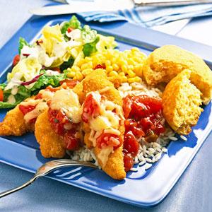 Southwestern Chicken And Rice Dinner