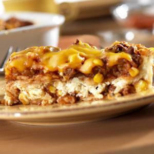 Mexi-Corn Lasagna