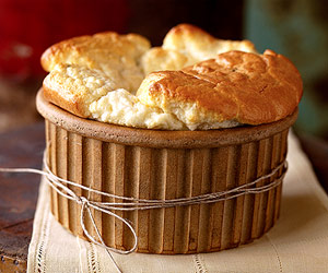 Choose-A-Cheese Souffle
