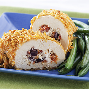 Mediterranean Stuffed Chicken Breasts