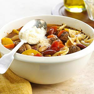 Slow-Cooked Minestrone