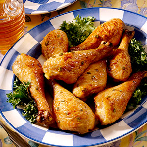 Honeyed Chicken