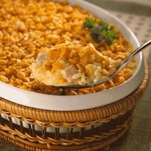 Cheesy Potluck Casserole