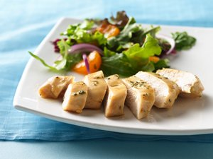 Honey-Glazed Chicken Breasts