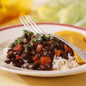 Black Beans Brazilian-Style