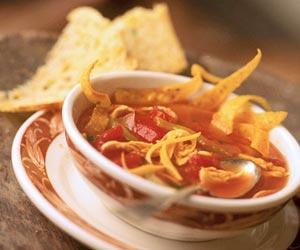 Mexican Chicken-Tortilla Soup