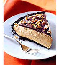 Peanut-Butter Silk Pie