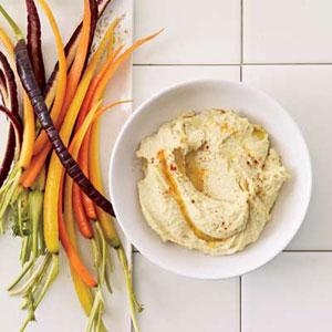 Easy Hummus with Tahini