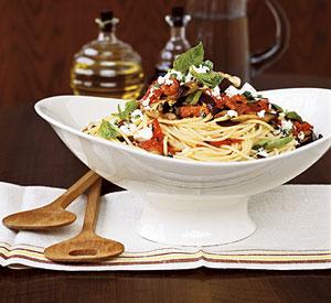 Grilled Garden Pasta