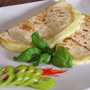 Pepper Jack Quesadillas