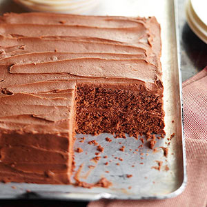 Our Best-Ever Chocolate Cake