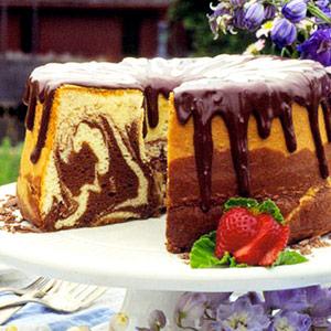 Regal Marble Chiffon Cake
