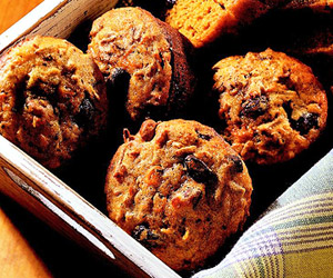Carrot 'N' Spice Bran Muffins