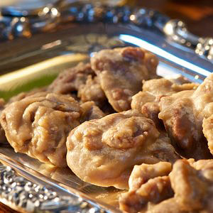 Southern Style Pralines