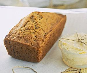 Nutty Zucchini Bread
