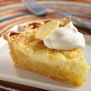 Lemon Dream Pie