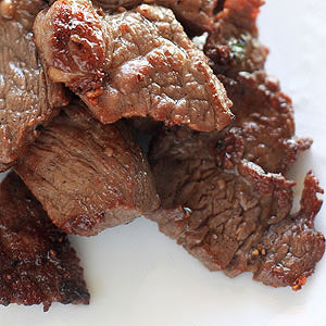 Korean Style Skirt Steak
