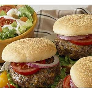 Original Ranch Cheeseburgers