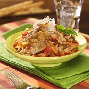Tuscan Tomato Pasta