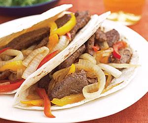 30-Minute Beef Fajitas