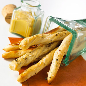 Soft 'n' Chewy Pretzel Sticks