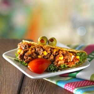 Saucy Tacos