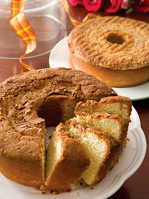 Brown-Sugar Pound Cake