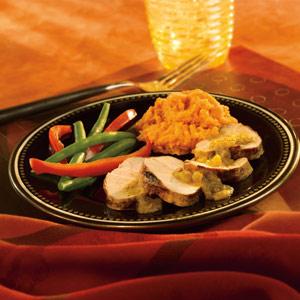 Grilled Pork Tenderloin Verde