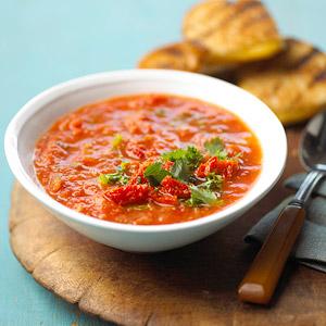 Triple Tomato Soup
