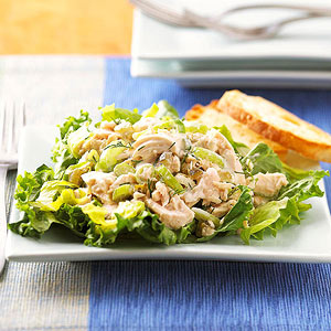 Tuna or Salmon Salad