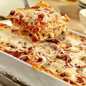 Garden Vegetable Lasagna
