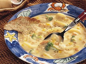 Potato-Clam Chowder