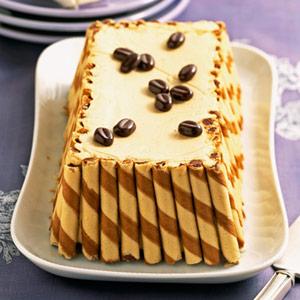 Espresso Chiffon Torte