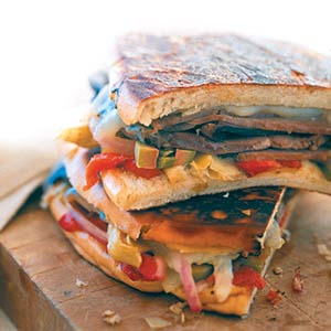 Spanish Grilled Sandwiches