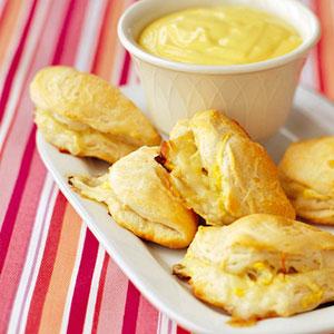 Chicken and Biscuit Pockets