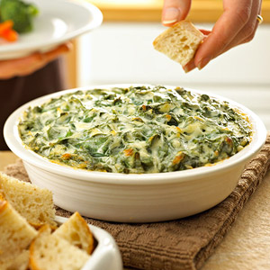 Birds Eye® Warm Parmesan Spinach Dip