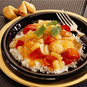 Easy Sweet-and-Sour Chicken