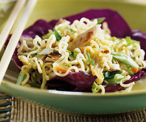 Oriental Chicken Slaw