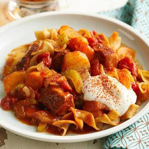 Hungarian Pork Goulash