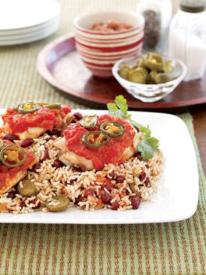 Spicy Salsa Chicken
