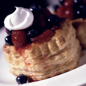 Mixed Berry Baskets