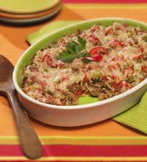 Spanish Rice Casserole