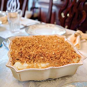 Mashed-Potato Casserole
