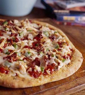 Mop Sauce Pizza