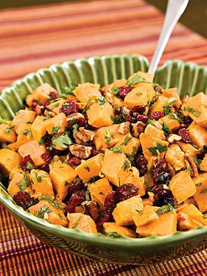 Southwestern Roasted Sweet Potato Salad