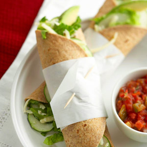 All-Wrapped-Up Salad