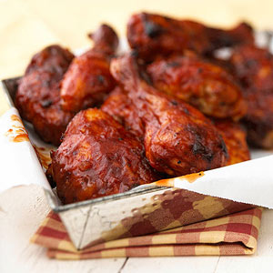 Finger-Lickin' Barbecue Chicken
